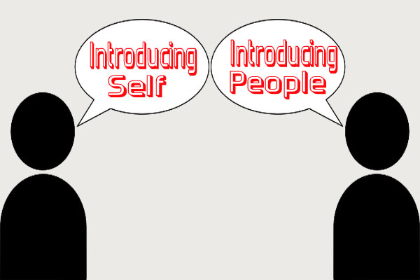 Introducing Self and People