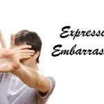 2 Contoh Dialog Bahasa Inggris Expressing Embarrassement
