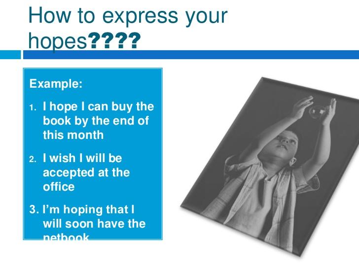3 Contoh Dialog Expressing Hope Bahasa Inggris