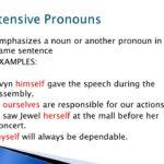 Pengertian dan 20 Contoh Kalimat Intensive Pronoun