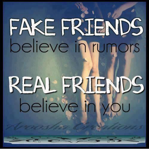 kata mutiara bahasa inggris tentang fake friends teman palsu